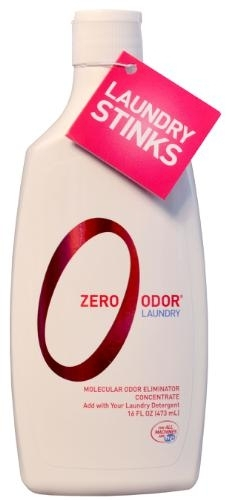 New Laundry Aid Battles Odor
