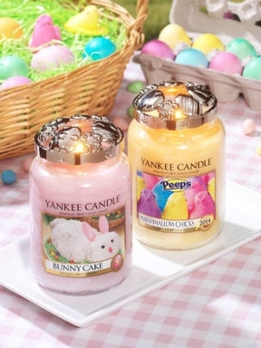 Yankee Candle Offers Up Sweets for Easter