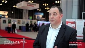 Michael Long on Managing Risk With CMO Partners: Interphex 2014's PDA Conference Track
