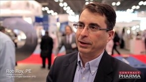 Trends in Process Equipment, IPS's Rob Roy at Interphex