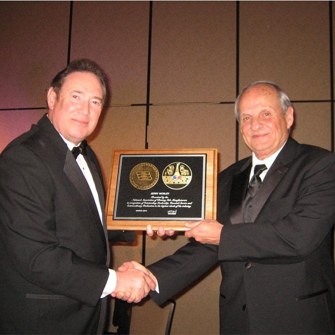 NAPIM Presents 2014 Ault, Pioneer Awards