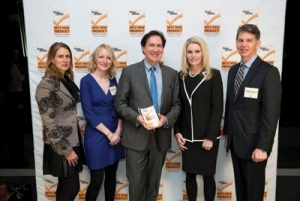Peter Roth at Better Homes and Gardens New Product Awards