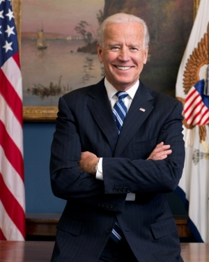 Biden Talks Skin Care on