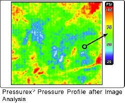 Pressurex Pressure Indicating Sensor Film for Medical Manufacturing