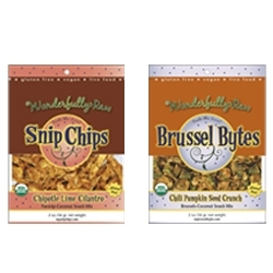 Wonderfully Raw Debuts Brussel Bytes & Snip Chips