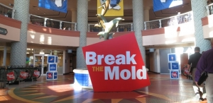 Breaking the Mold at Dscoop9