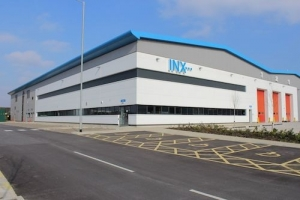 INX International hosts Open House at new UK facility
