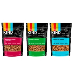 KIND Extends Product Lines with New Flavors