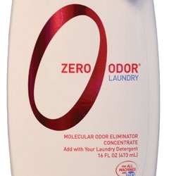 Zero Odor Battles Washing Machine Stink