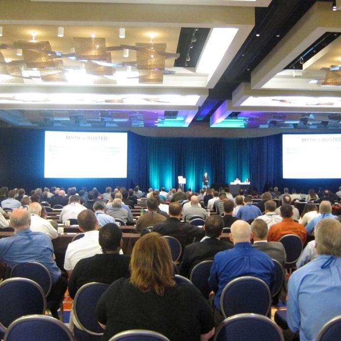 'Breaking New Ground' at the FTA Forum & INFO*FLEX