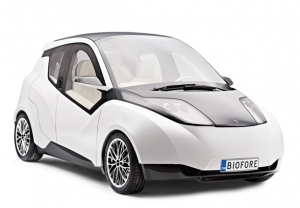 Driving sustainable change with UPM's Biofore Concept Car
