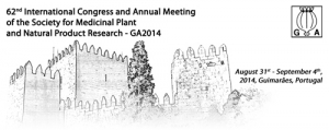 62nd Intl. Congress & Annual Meeting of the Society for Medicinal Plant & Natural Product Research