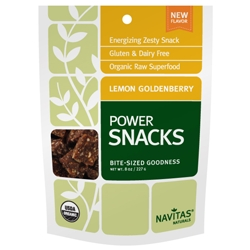 Navitas Naturals Adds New Flavors to Power Snacks Line