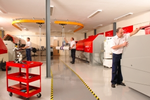 Sandon Global installs fifth laser