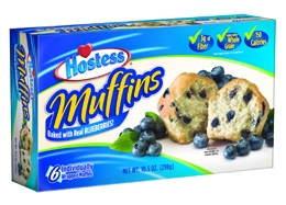 Hostess Muffins
