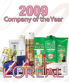 2009 Company of the Year L'Oreal: Believable Beauty