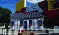 Valspar, Habitat Unveil House Made Out of Paint Cans