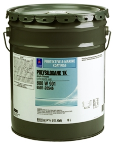 Sherwin-Williams Polysiloxane 1K Extends Maintenance Cycles