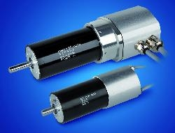Brushed DC motors in industrial versions from Maxon Motors