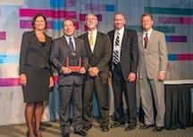 The Tech Group Receives Supplier Award