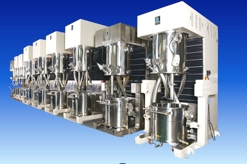 Ross Completes 1,000th Planetary Dual Disperser
