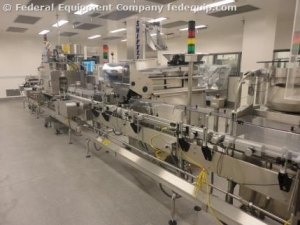 DT Kalish Swiftpack Bottle Filling Line