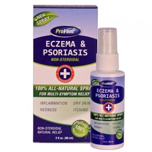 Natural Eczema Spray from Quest