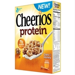 General Mills Introduces Cheerios Protein