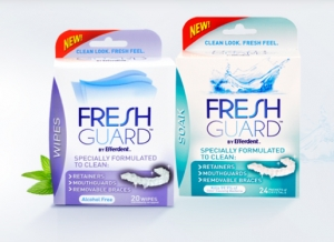 ADA Approves Efferdent Fresh Guard