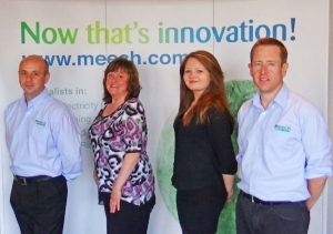 Meech announces four new appointments