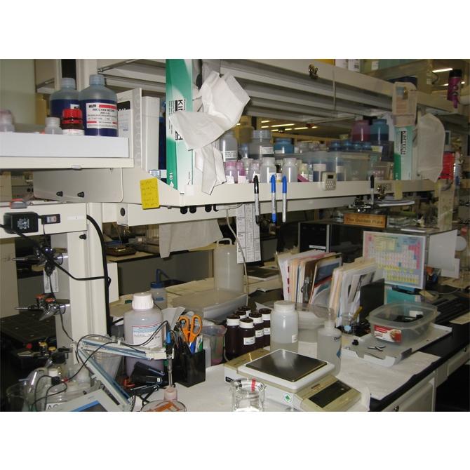Visiting HP's Inkjet Ink Lab