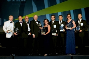 Chromaflo CEO wins EY Award