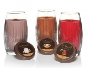 Autumn Arrives at Yankee Candle