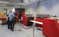 Digital demos at the Xeikon Café