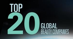 Top 20 Global Beauty Companies