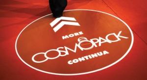 Cosmopack/Cosmoprof Pique Packaging Interest