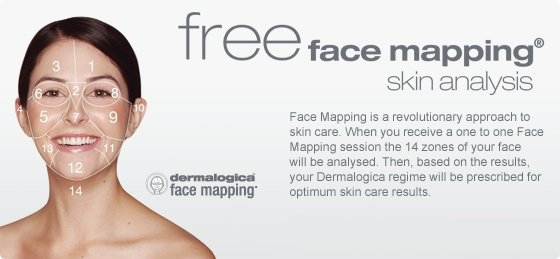 Dermalogica Face Mapping Takes Center Stage - HAPPI on