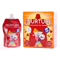 Natural Immune Products Ltd. Launches I Mune Nurture
