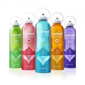 Air Refreshers New at Method
