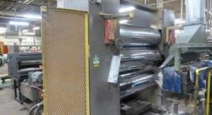 Johnson Plastics Machinery Co-Extrusion Sheet Line