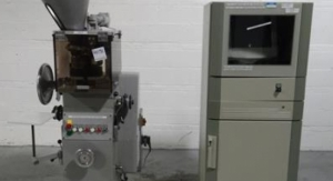 Korsch Rotary Tablet Press, Model PH-106/DMS