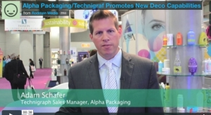 Alpha Packaging/Technigraf Promotes New Deco Capabilities