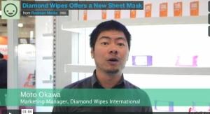 Diamond Wipes Offers a New Sheet Mask
