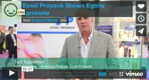 Essel Propack Shows Egnite Laminate
