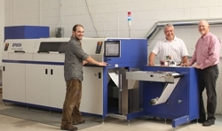 The Labeltape Group adds Epson SurePress