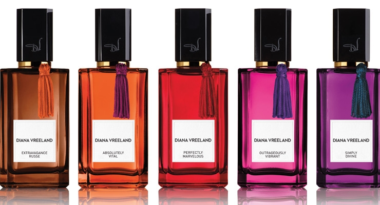 Fragrances Tell a Vintage Story