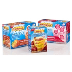 Emergen-C Immune+ Includes Four New Flavors