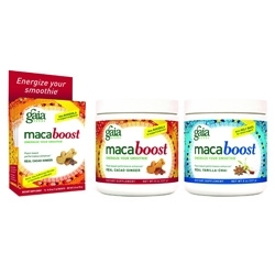 Gaia Herbs Adds MacaBoost Smoothie Powder