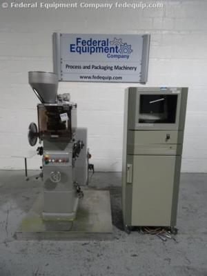 Korsch Rotary Tablet Press, Model PH-106/DMS