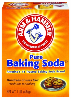 Beautify with Baking Soda